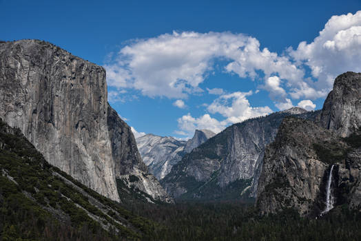 Tunnel View I
