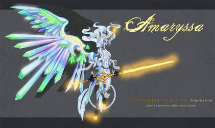 Project A - Amaryssa Reference