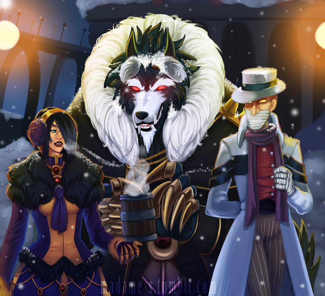 Snowdown by ultema