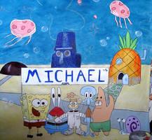 Sponge Bob loves MJ