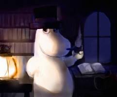 Moomin-dad