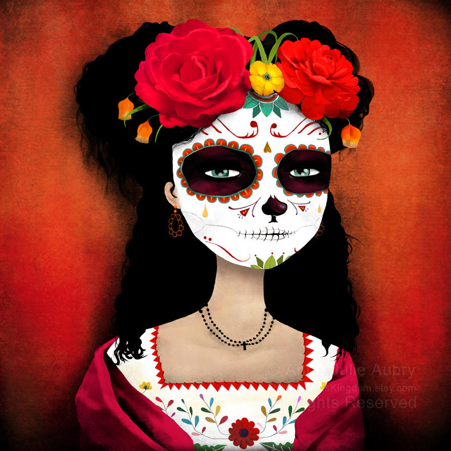 Catrina by AnneJulieAubry