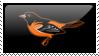 Baltimore Orioles stamp by RWingflyr