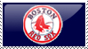 BOSTON RED SOX STAMP