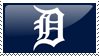 Detroit Tigers stamp by RWingflyr
