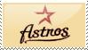 Houston Astros stamp by RWingflyr