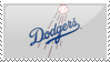 Los Angeles Dodgers stamp by RWingflyr