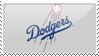 Los Angeles Dodgers stamp by RWingflyr