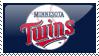 Minnesota Twins stamp by RWingflyr
