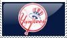 New York Yankees stamp by RWingflyr