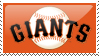 San Francisco Giants stamp by RWingflyr