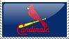 St. Louis Cardinals stamp by RWingflyr