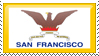 City of San Francisco stamp by RWingflyr