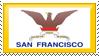 City of San Francisco stamp by RWingflyr