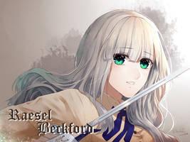 Raesel Beckford by KotoneRENE