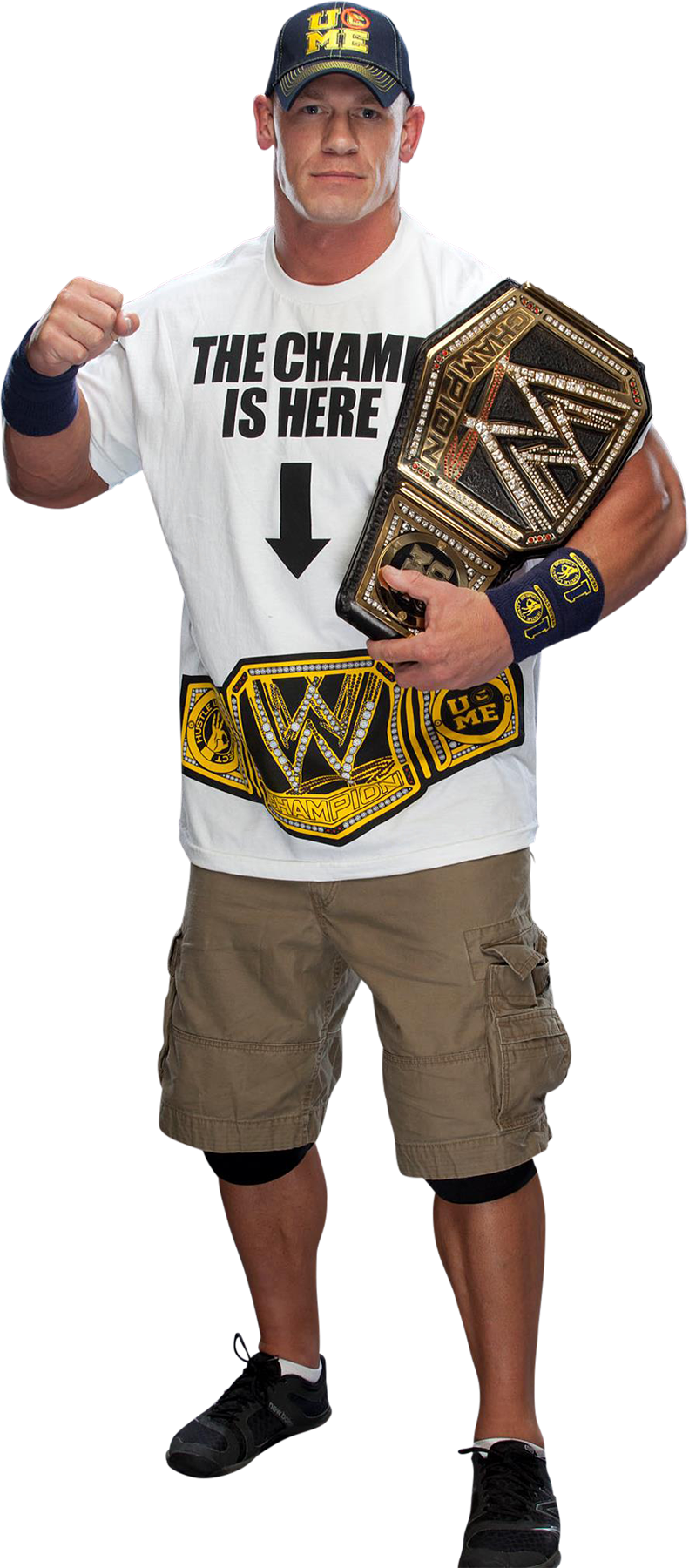 John Cena WWE CHAMPION 2013 by SantiagoWWE12 on DeviantArt  John Cena WWE C...