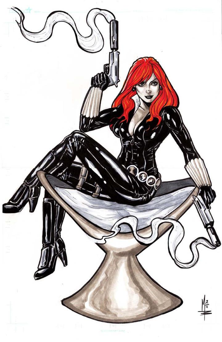 Black Widow Tour Silk Ii