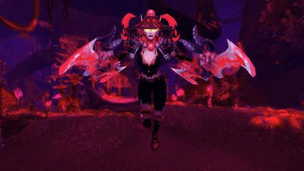 Xianova Demon Hunter by CatSym