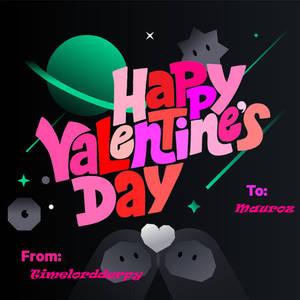 Happy V-Day Mauroz