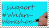 Writers-Workshop Stamp by PaperDart