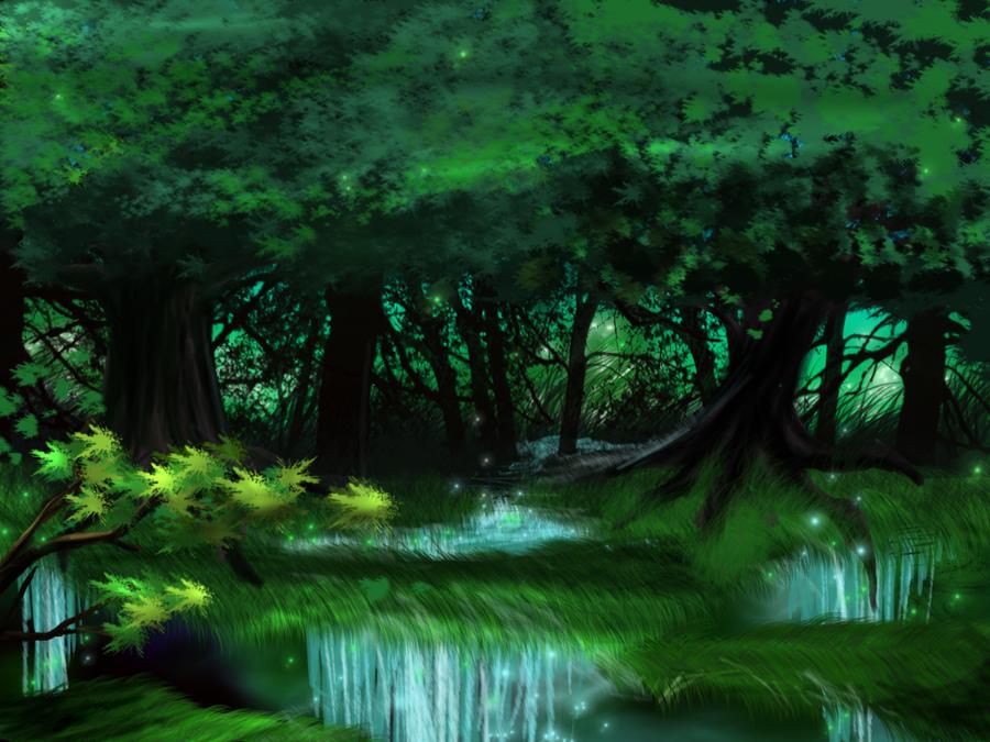 Forest 2 by niziolek