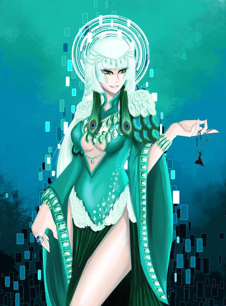 Snow Queen by niziolek