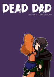 Dead Dad Chapter 2 Cover