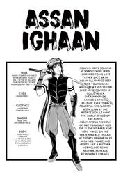 Dead Dad: Assan's Bio