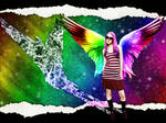 Psychedelic Angel