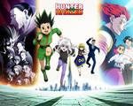 Wallpaper - HunterxHunter by ArkadyNekozukii