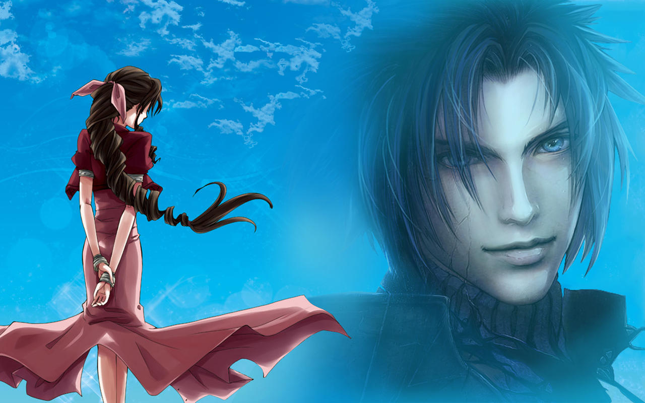 Final Fantasy VII Memories by Aki-ya
