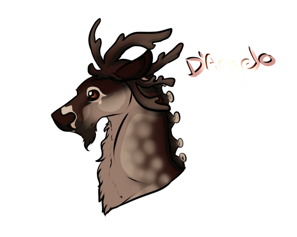D'Angelo | Stag | HARPG by AngelBleuEyes