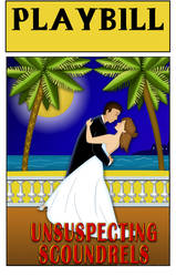 Wedding Playbill Parody 3