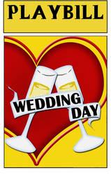 Wedding Playbill Parody 6