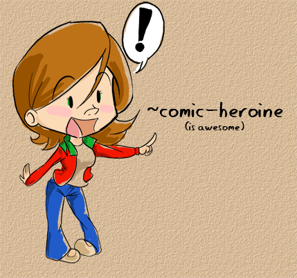 comic-heroine's Profile Picture