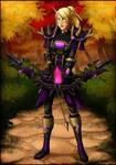 C: Blood Elf Armored