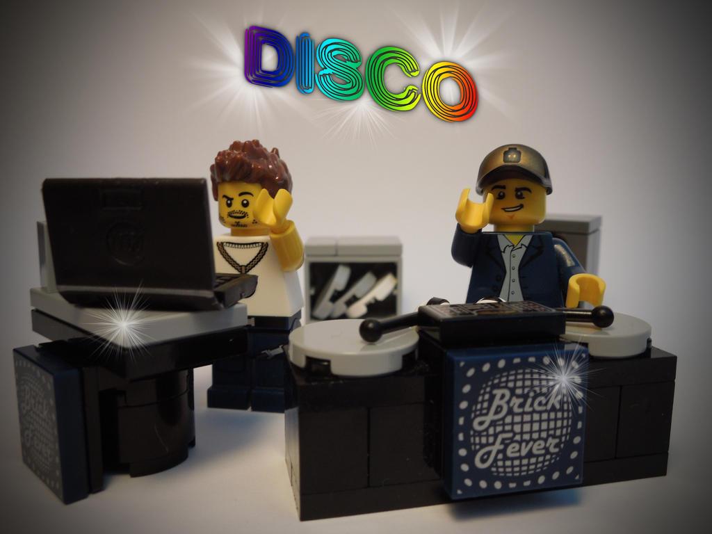 Disco! by SmyliArt