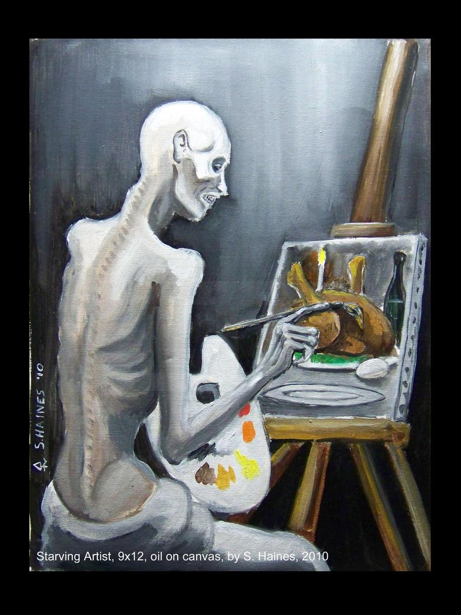 Starving Artist Paintings Online