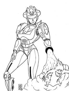 Firestar (The Transformers)