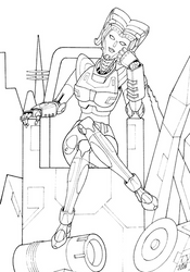 Nancy the Junkion (The Transformers)
