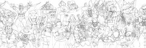 80s Cartoons Villains