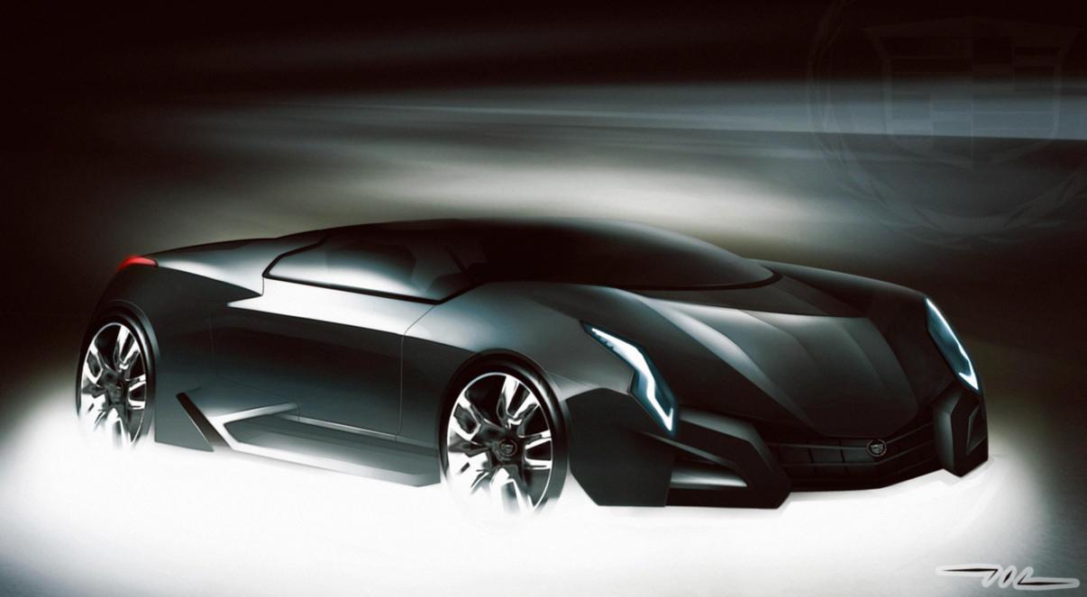 2010 Cadillac Cien Concept photo - 3