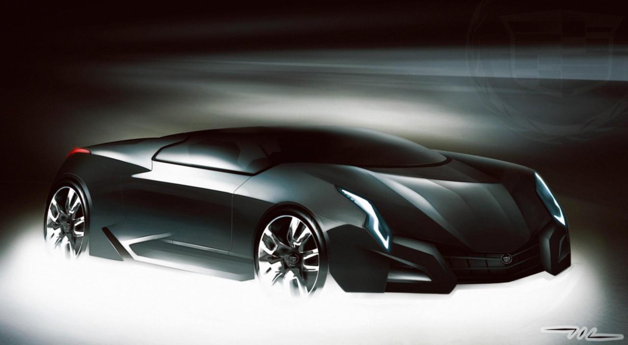 Cadillac Cien by ThiagoMazzini on DeviantArt