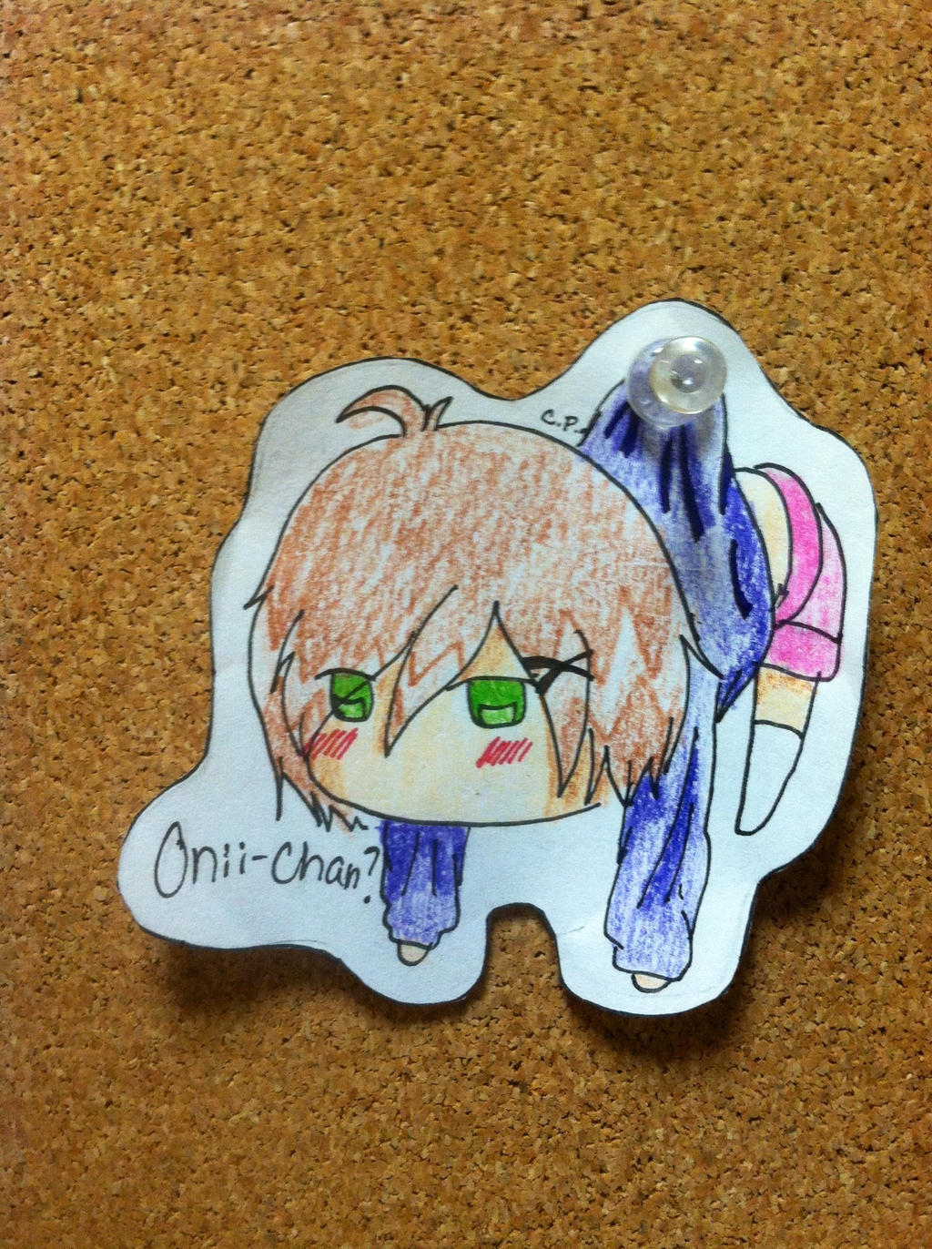 Paperchild 2 by Momiji1999
