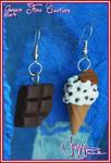 Chocoholic Earrings