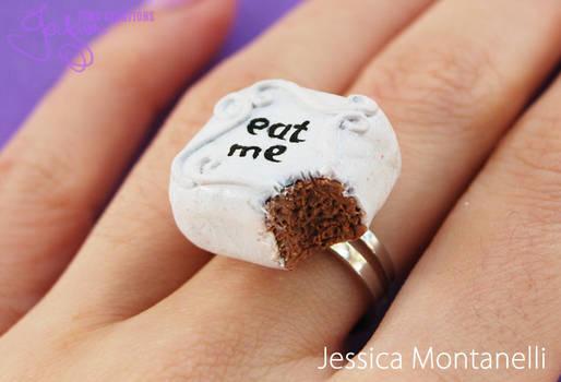 -Eat Me- Ring