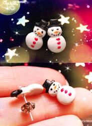 Mini Frosty - Earrings