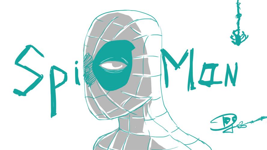 Spider-man #1 by Callaghan-cs
