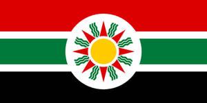 Flag Mashriq by YamaLlama1986