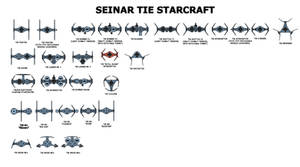 Seinar TIE Starcraft (non-canon list)